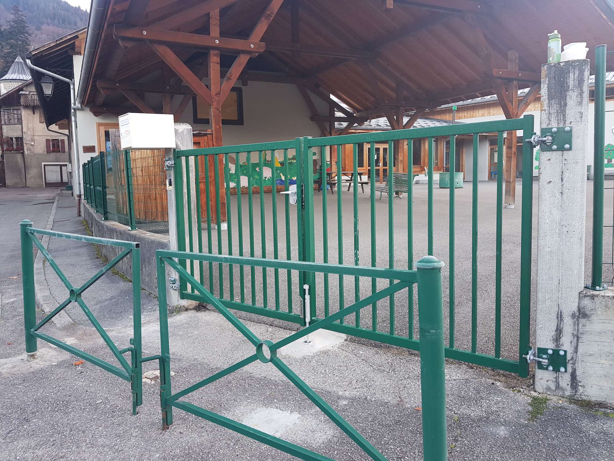 nouveau portail école assomption samoëns