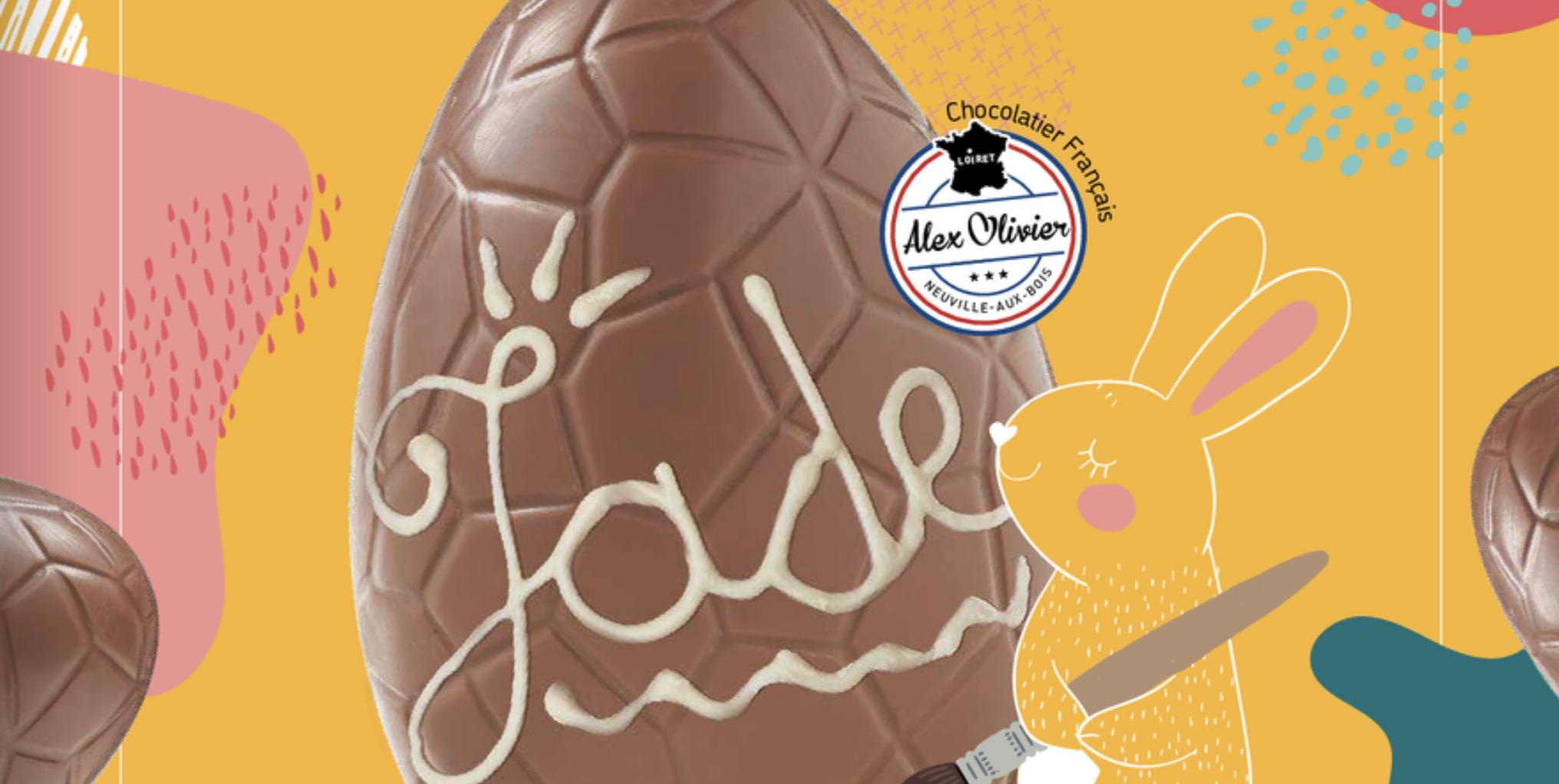 Chocolats de Pâques Ecole Assomption Samoëns